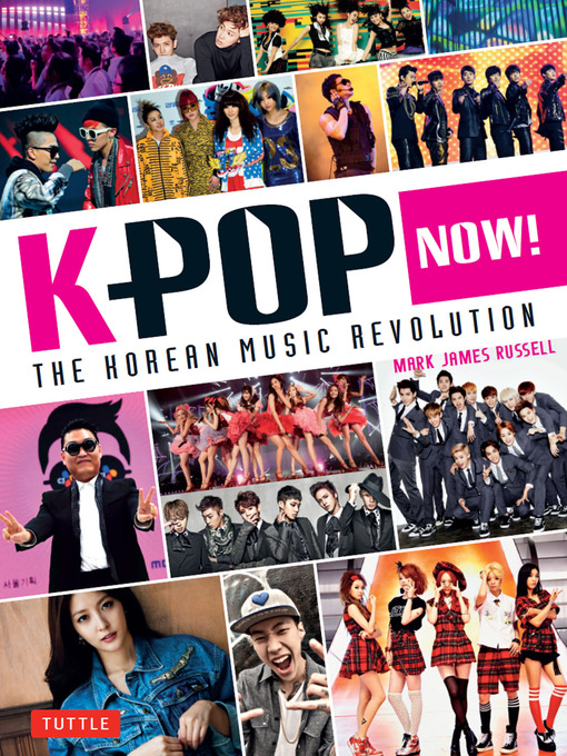Title details for K-POP Now! by Mark James Russell - Available